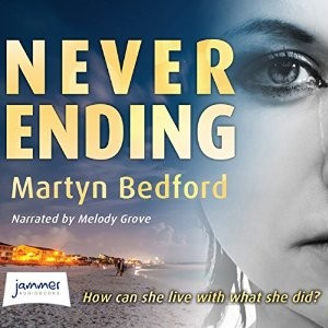 Never Ending audiobook cover