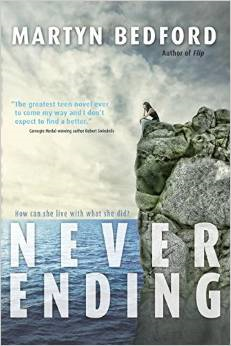 Never Ending - Canadian ppbk cover
