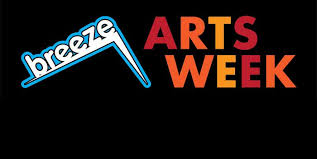 breeze arts week logo